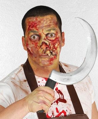 Armas para caracterizar tus disfraces de Halloween