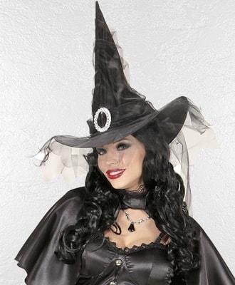 Disfraces de Brujas y Hechiceras para Haslloween