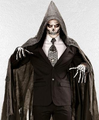 Complementos textites para tus disfraces de Halloween