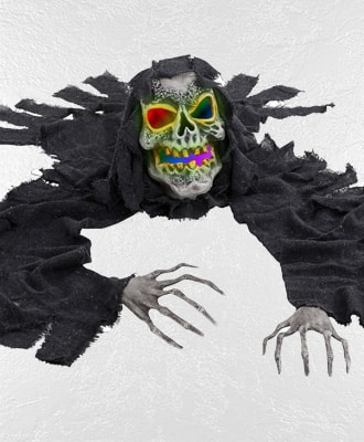 Decoración terrorifica para tus fiestas de halloween