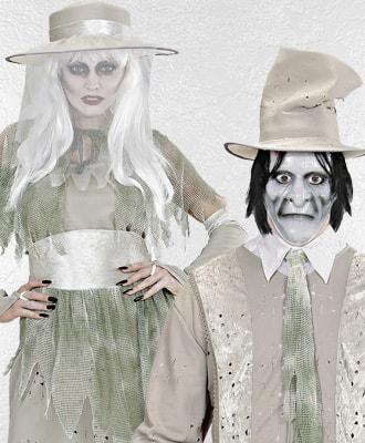 Disfraces de Fantasmas para Halloween
