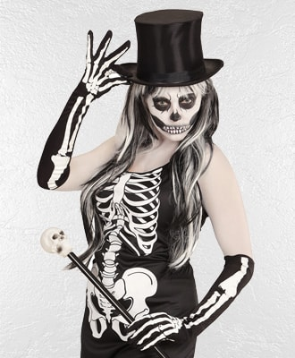 Guantes para disfraces de Halloween
