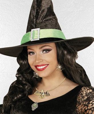 Joyas para disfraces de Halloween