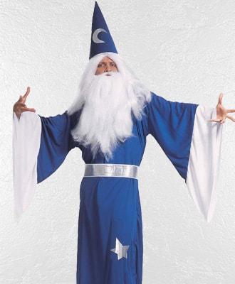 Disfraces de Magos para Halloween