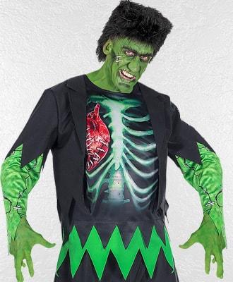Disfraces de Monstruos y Ogros para Halloween