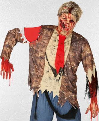 Disfraces de Zombies para Halloween
