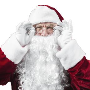 Complementos Papá Noel
