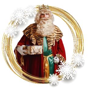 Reyes Magos y Pajes Reales