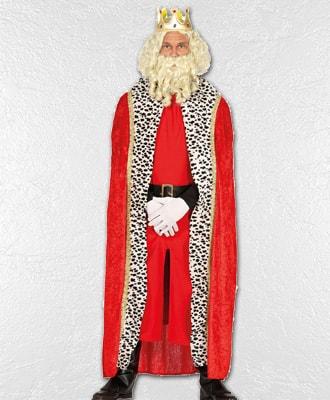 Complementos textiles para disfraces de Navidad