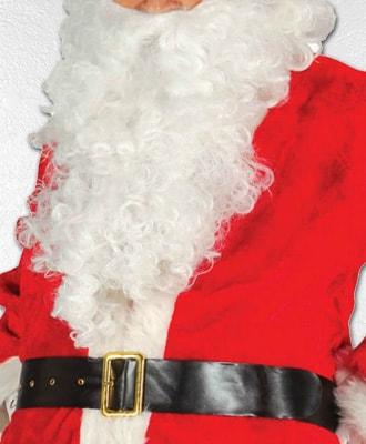Complementos al disfraz de Papa y Mama noel para Navidad