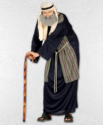 Complementos al disfraz de Pastores y Belenes para Navidad