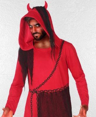 Disfraces de Diablos y Demonios para Navidad
