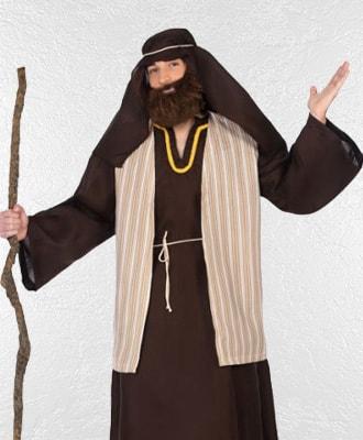 Disfraces de Hebreros, romanos y pueblo para Navidad