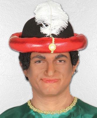 Gorros y sombreros para disfraces de Navidad