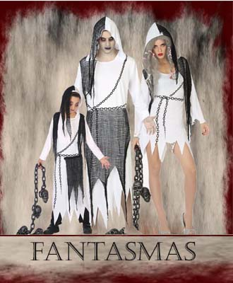 Disfraces para Halloween de Fantasmas originales